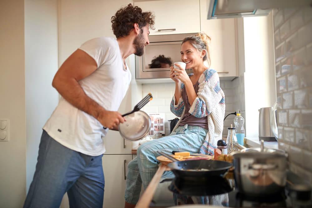 料理ができる男性はモテるって本当?